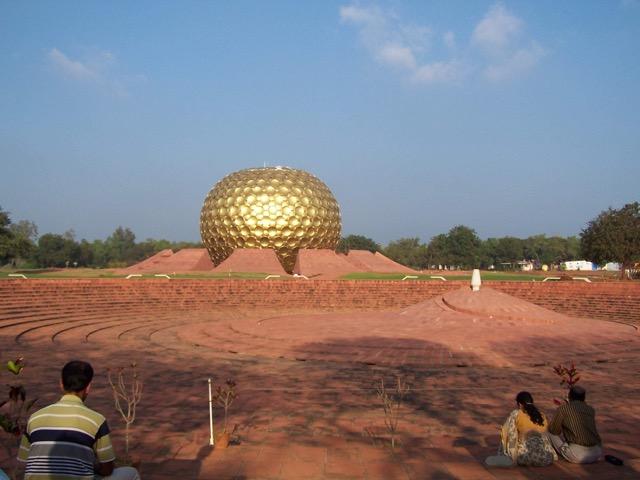 Auroville Meditate