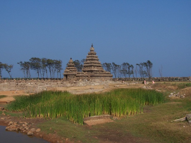 Shore Temple Mammala